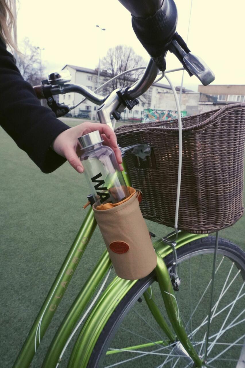 Rattakott/pudelihoidja rattale